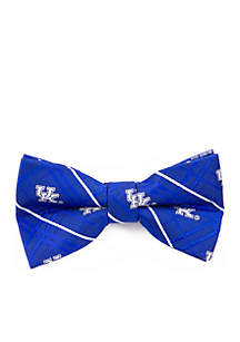 Kentucky Wildcats Oxford Bow Tie