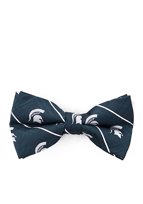 Eagles Wings Michigan State Spartans Oxford Bow Tie