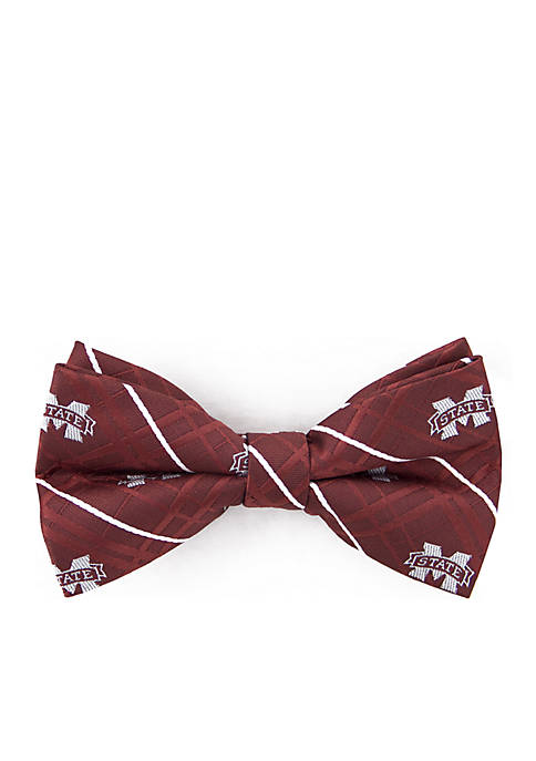 Eagles Wings Mississippi State Oxford Bow Tie