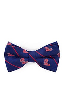 Ole Miss Rebels Oxford Bow Tie