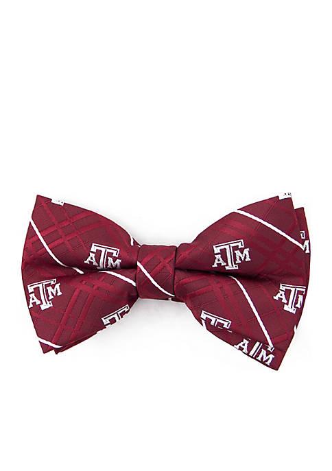 Texas A&M Oxford Bow Tie