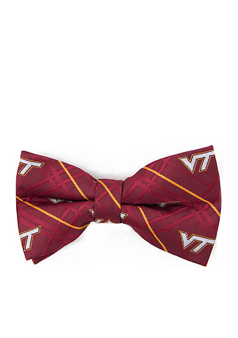 Eagles Wings Virginia Tech Oxford Bow Tie