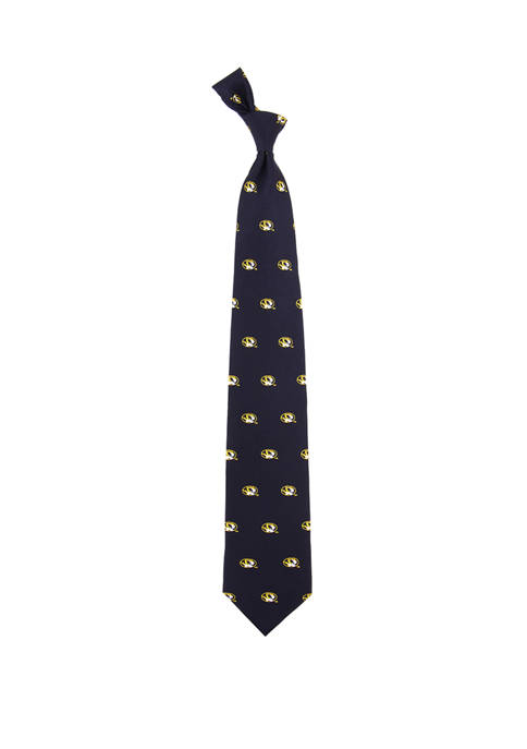 NCAA Missouri Tigers Prep Tie