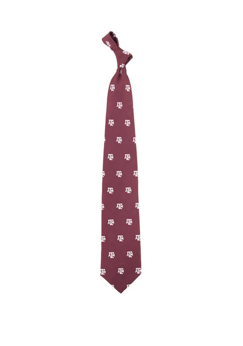 Eagles Wings NCAA Texas A&M Aggies Prep Tie