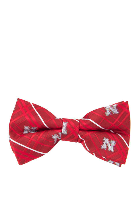 Eagles Wings NCAA Nebraska Cornhuskers Oxford Bow Tie