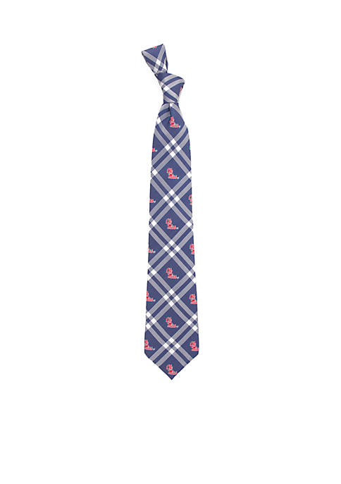 Eagles Wings Ole Miss Rebels Rhodes Tie
