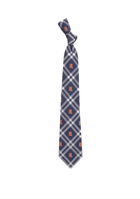 NCAA Syracuse Orangemen Rhodes Tie