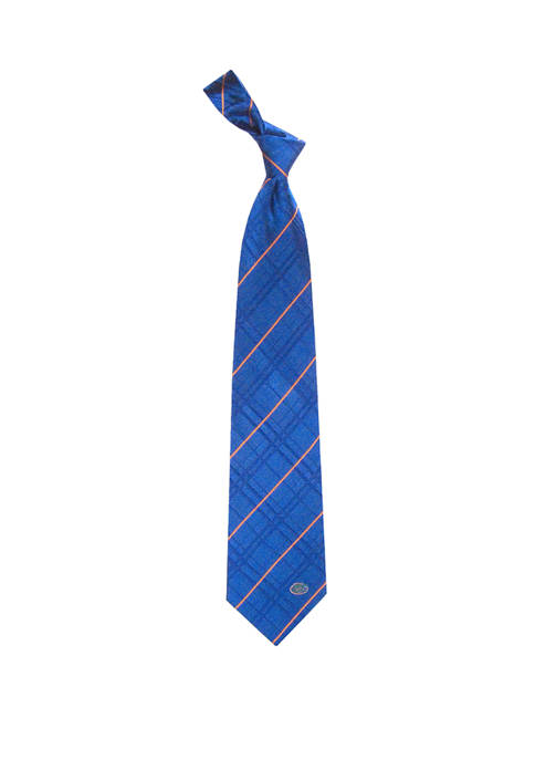 NCAA Florida Gators Oxford Woven Tie