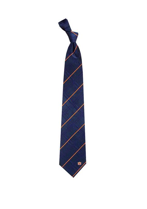 NCAA Auburn Tigers Oxford Woven Tie