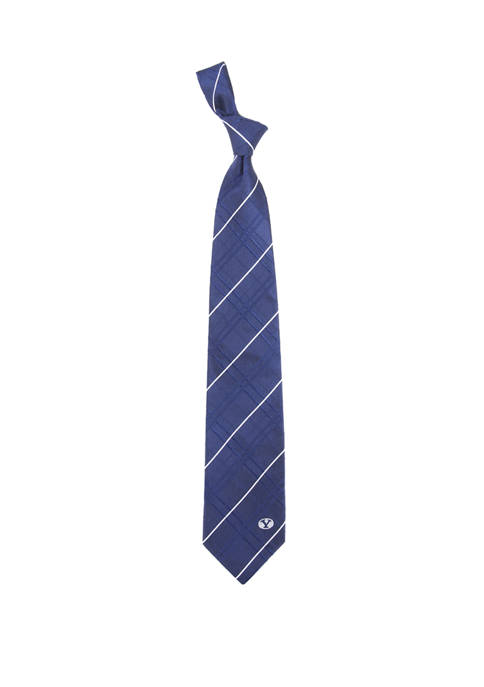 NCAA BYU Cougars Oxford Woven Tie