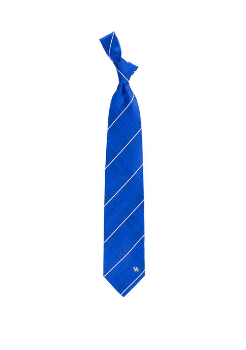 Eagles Wings NCAA Kentucky Wildcats Oxford Woven Tie
