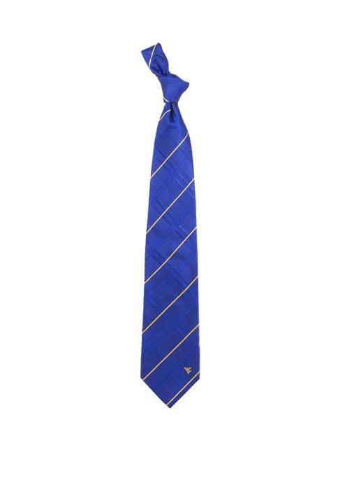 NCAA West Virginia Mountaineers Oxford Woven Tie