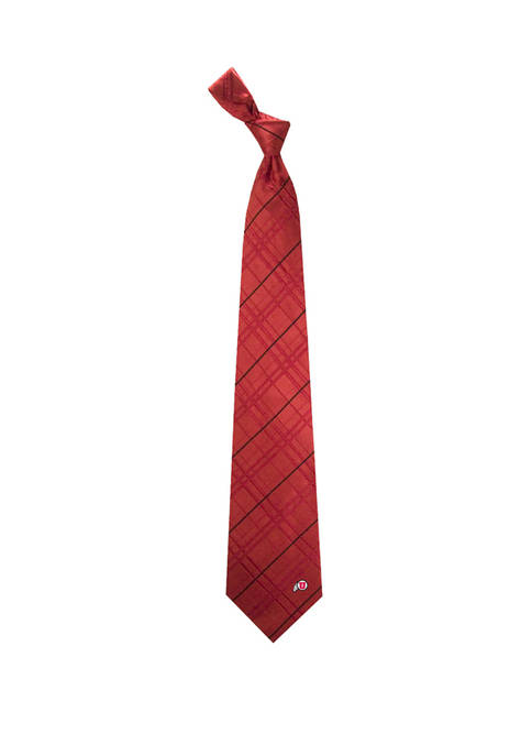 Eagles Wings NCAA Utah Utes Oxford Woven Tie