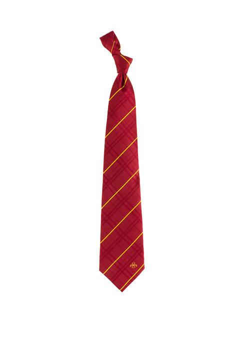 NCAA Iowa State Cyclones Oxford Woven Tie