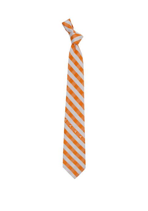 NCAA Tennessee Volunteers Check Tie