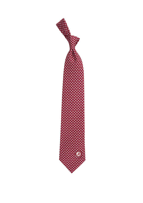 NCAA Alabama Crimson Tide Diamante Tie