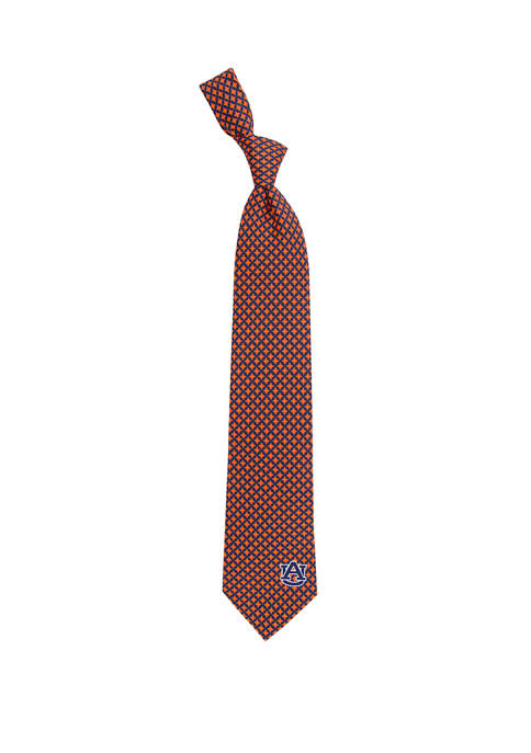Eagles Wings NCAA Auburn Tigers Diamante Tie