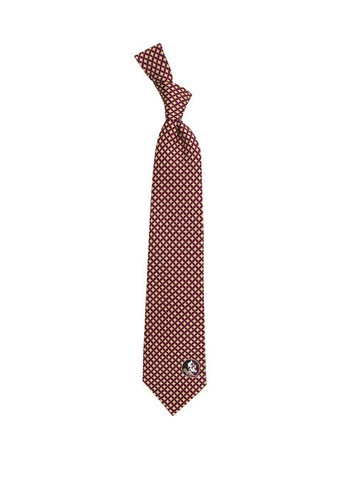 Eagles Wings NCAA Florida State Seminoles Diamante Tie