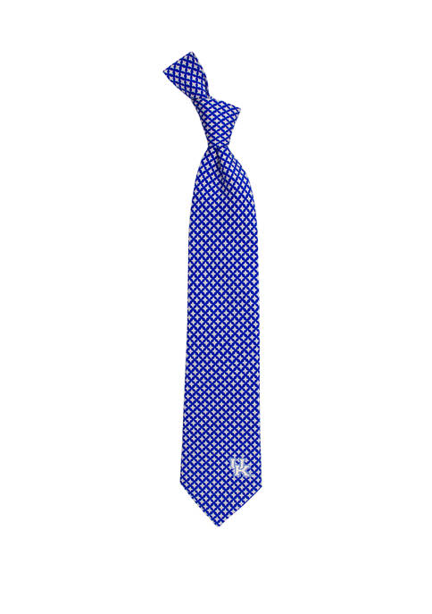 NCAA Kentucky Wildcats Diamante Tie
