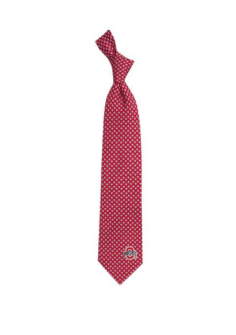 NCAA Ohio State Buckeyes Diamante Tie