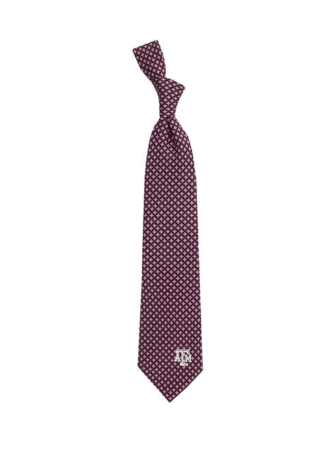Eagles Wings NCAA Texas A&M Aggies Diamante Tie