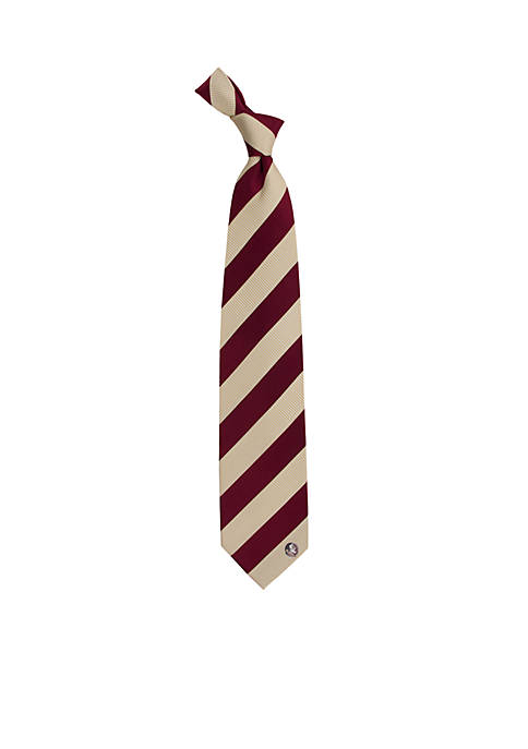 Eagles Wings Florida State Seminoles Regiment Tie