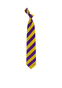 LSU Tigers Regiment Tie