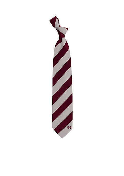Eagles Wings Mississippi State Regiment Tie