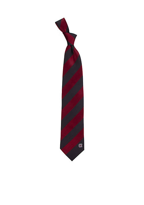 Eagles Wings South Carolina Gamecocks Regiment Necktie