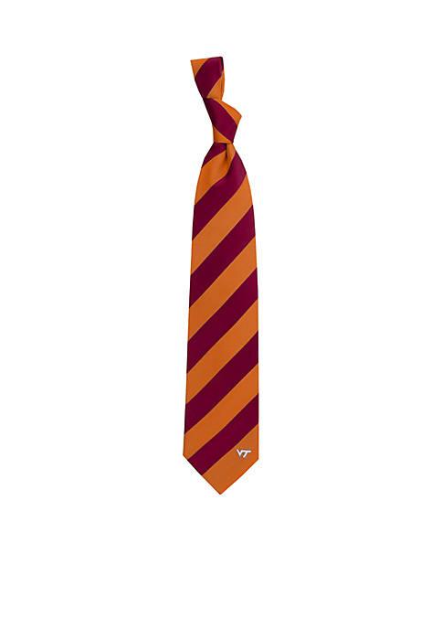 Virginia Tech Hokies Regiment Tie