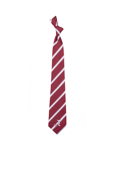 Eagles Wings Alabama Crimson Tide Stripe Tie