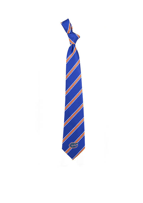 Eagles Wings Florida Gators Stripe Tie