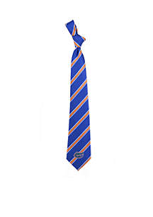 Florida Gators Stripe Tie