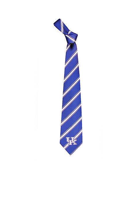 Eagles Wings Kentucky Wildcats Woven Poly 1 Tie