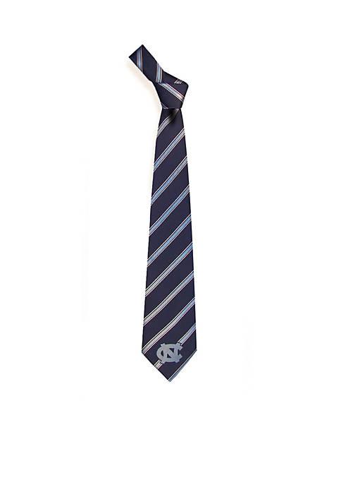 UNC Tar Heels Stripe Tie