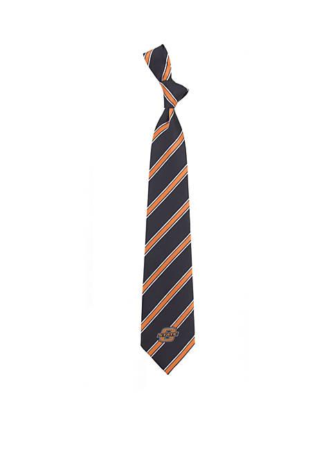 Oklahoma State Cowboys Woven Poly 1 Tie