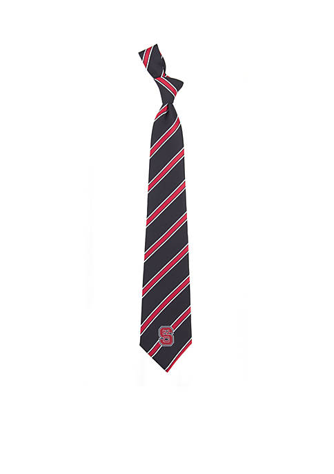 NC State Wolfpack Stripe Tie