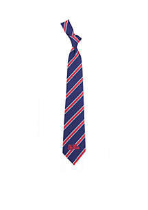 Ole Miss Rebels Woven Poly 1 Tie