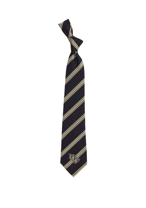 NCAA UCF Golden Knights Woven Poly 1 Tie