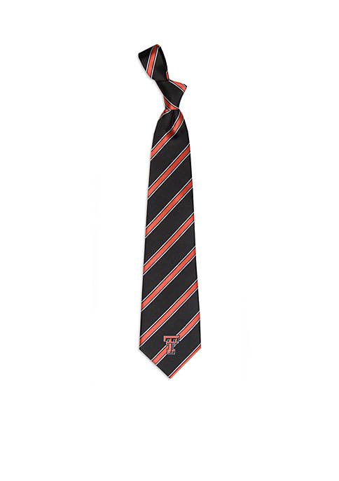 Texas Tech Red Raiders Woven Poly 1 Tie
