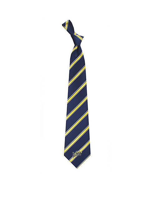 US Naval Academy Woven Poly 1 Tie