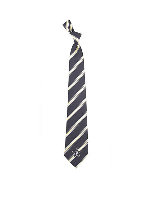 Eagles Wings Vanderbilt Commodores Woven Poly 1 Ties