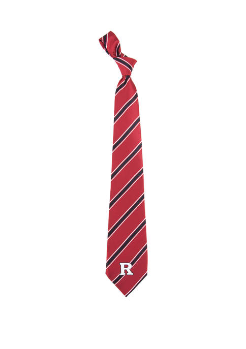 Eagles Wings NCAA Rutgers Scarlet Knights Woven Poly