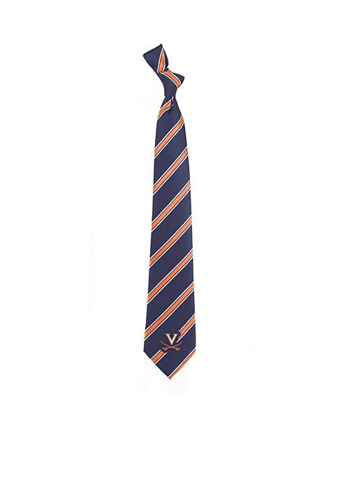 Virginia Cavaliers Woven Poly 1 Tie