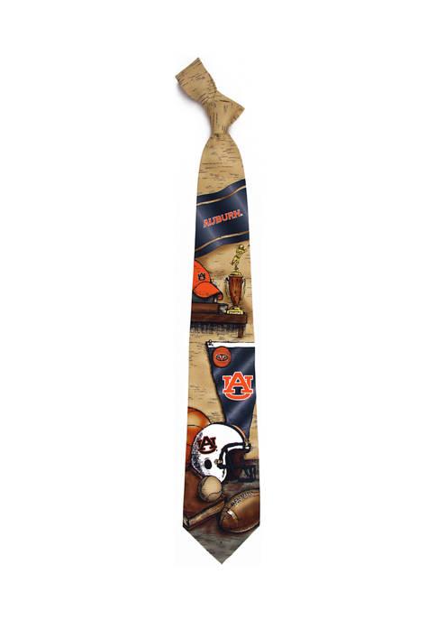 Eagles Wings NCAA Auburn Tigers Nostalgia Tie