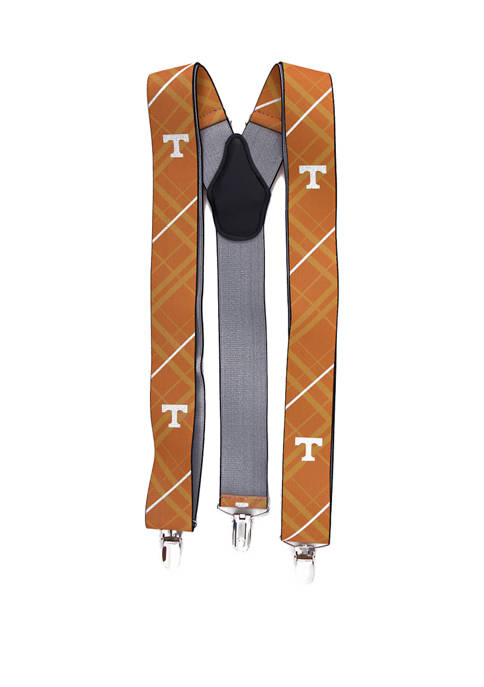 NCAA Tennessee Volunteers Oxford Suspenders