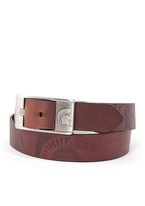 MSU Spartans Brandish Belt