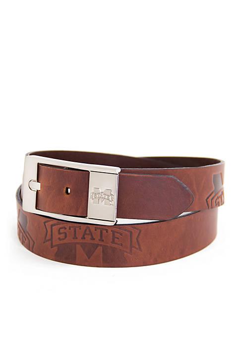 Mississippi State Bulldogs Brandish Belt