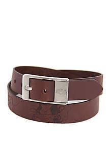 Oklahoma State Cowboys Brandish Belt