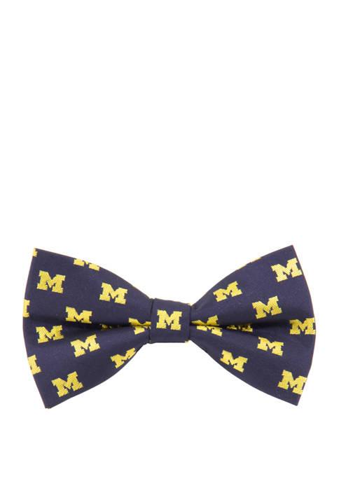NCAA Michigan Wolverines Repeat Bow Tie